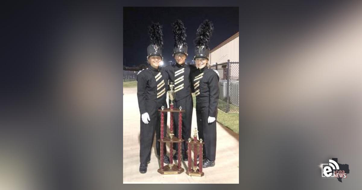 North Lamar Marching Band named Grand Champion