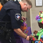 Candy with a Cop slated for Wednesday evening