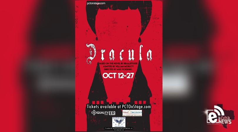Paris Community Theatre's 'Dracula' is set for Oct. 12-27