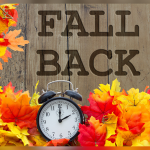 Winter is coming || Daylight Saving Time ends this weekend
