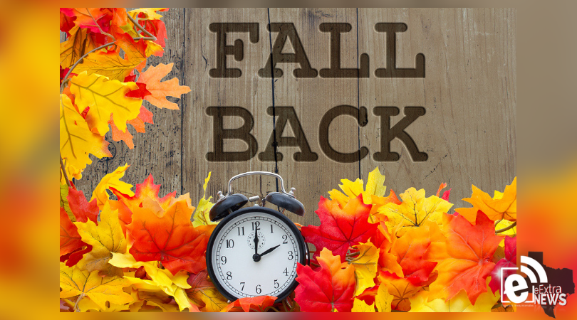 fall back __ daylight saving time DST