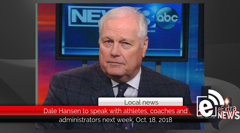 Dale Hansen to speak to athletes, coaches and administrators next week