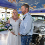 Paris Dragstrip couple hits the road to Vegas to marry