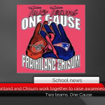 Prairiland and Chisum work together to raise awareness