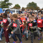 Aikin Elementary Wildcats hosted Walk-a-Thon