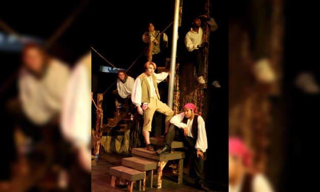 'Peter and the Starcatcher' opens Thursday at PJC