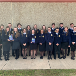 Prairiland FFA students advance to Area