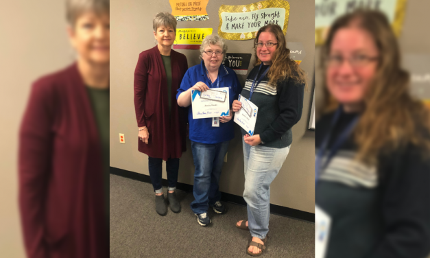 Roxton ISD names Staff Member of the Month