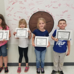 Roxton ISD awards accelerated readers