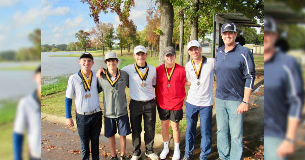 Paris Wildcat Golf team places second at Mount Pleasant Invitational