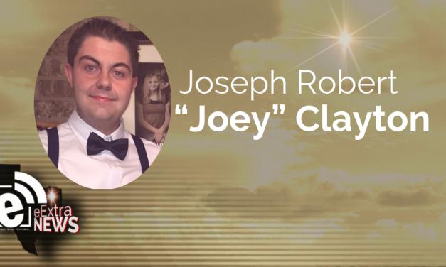 "Joseph Robert ""Joey"" Clayton of Paris, Texas"
