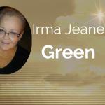 Irma Jeane Green of Paris, Texas