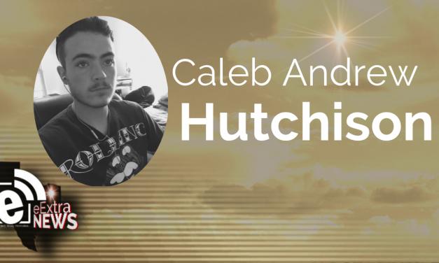 Caleb Andrew Hutchison of Paris, Texas