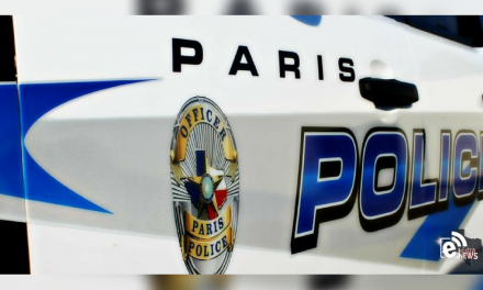 Paris Police Department arrest report || March 18, 2019