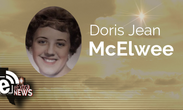 Doris Jean McElwee of Denison/Reno, Texas