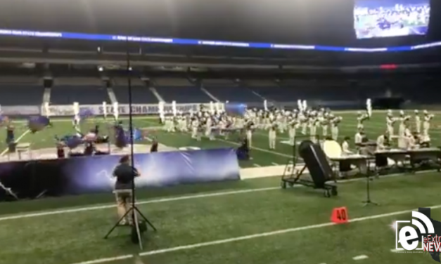 Paris High School performs at the state marching band contest || VIDEO