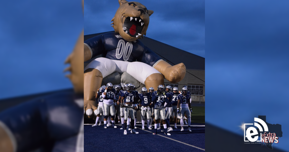 Paris Wildcats hit the road for playoff game against Dallas Carter
