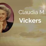 Claudia M. Vickers of Paris, Texas