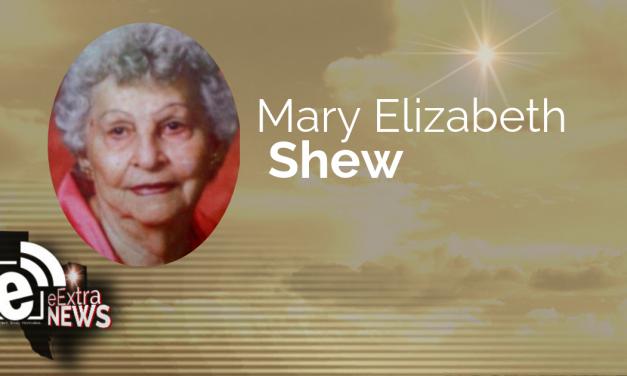 Mary Elizabeth Shew of Paris, Texas