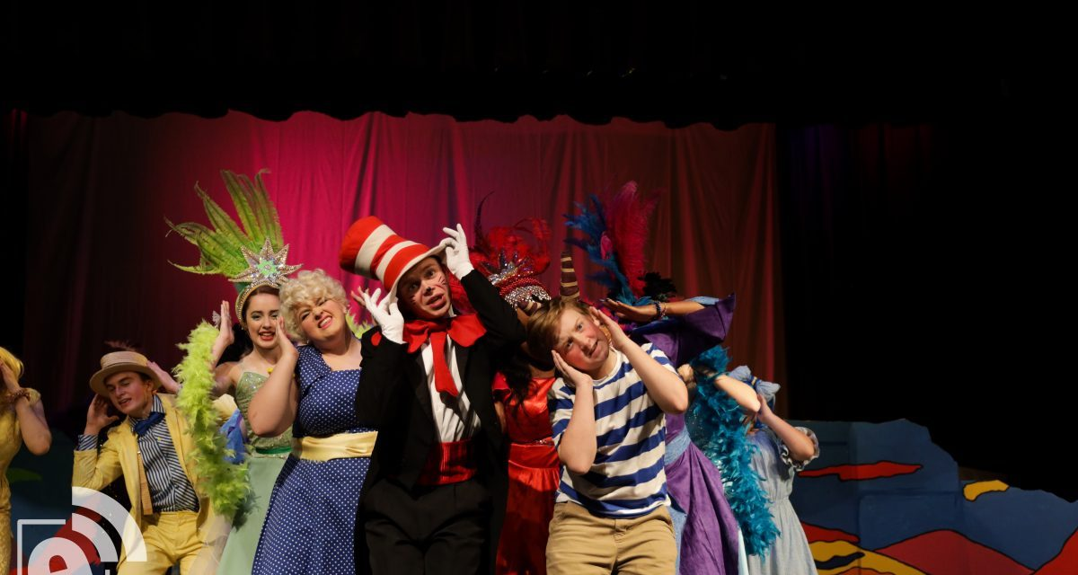 PISD Theater Department is bringing the world of Seuss to life tonight