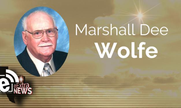 Marshall Dee Wolfe of Paris, Texas