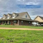 Three bedroom home for sale in Cooper, Texas    $369,900