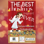 PCT announces 'The Best Christmas Pageant Ever' coming in December