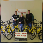 Local nonprofit to give away 35 bicycles to residents in need of transport