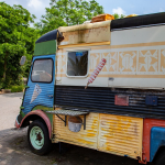 Fill your bellies while filling the needs of locals || Food truck wars is today