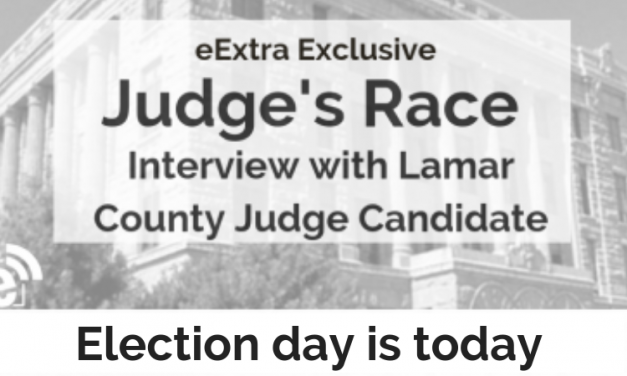 Election day is here || Know your Lamar County Judge candidates