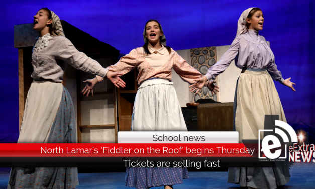 VIDEO || North Lamar's 'Fiddler on the Roof' begins Thursday