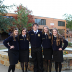Prairiland FFA participates in State Leadership Career Development Events