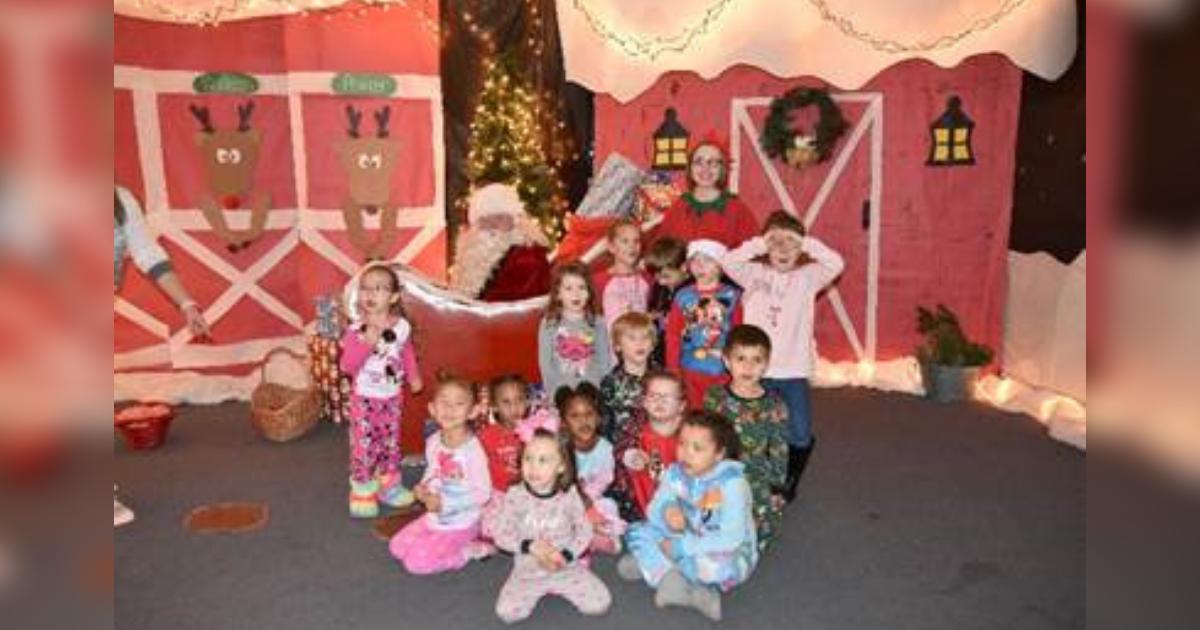 Santa makes appearance at North Lamar