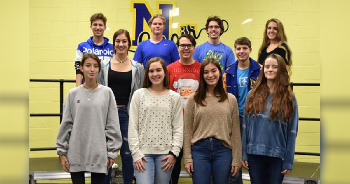 North Lamar High School standouts to audition for Texas All-State Choir