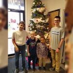 Students of the Month: Roxton ISD