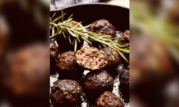 Farm Fashioned Recipe: Stove Top Meatballs
