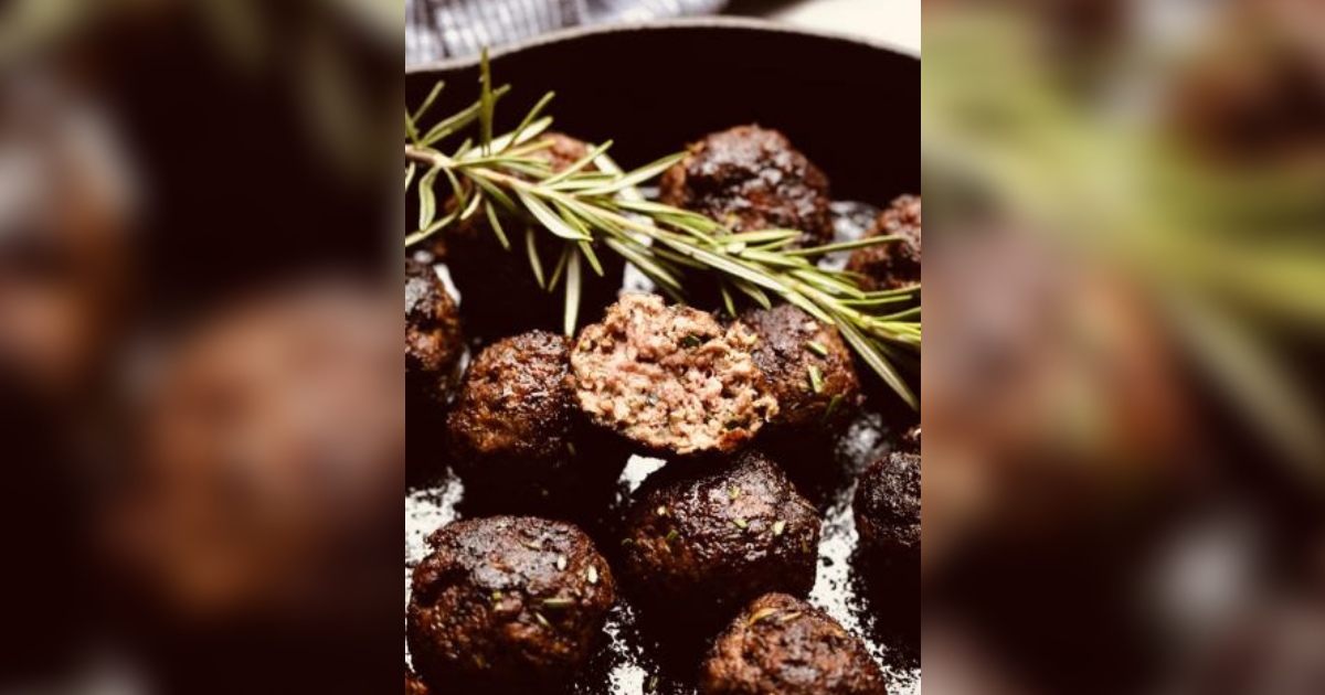 Farm Fashioned Recipe: Stove Top Meatballs