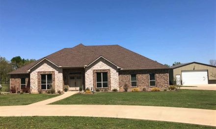 Four bedroom home for sale in Powderly, Texas || $339,000