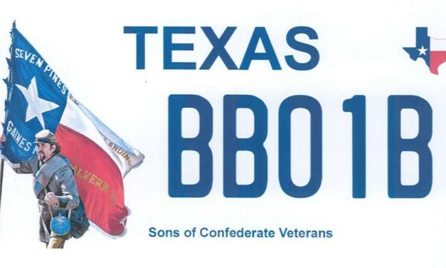 Texas DMV Board votes no on Confederate group's proposed Rebel license plate    Regional news