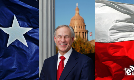 Texas Governor Greg Abbott to attend ASW ground-breaking in Paris today || Delayed until 12:30 p.m.