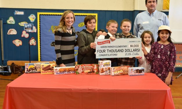 Aaron Parker take home first in Little Debbie contest || Video wins $4,000