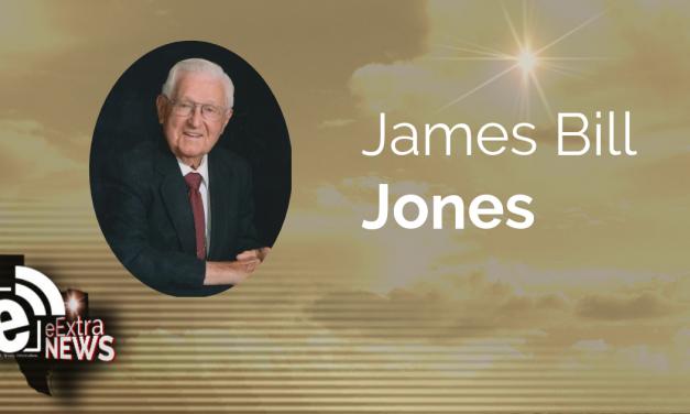 James Bill Jones of Paris, Texas