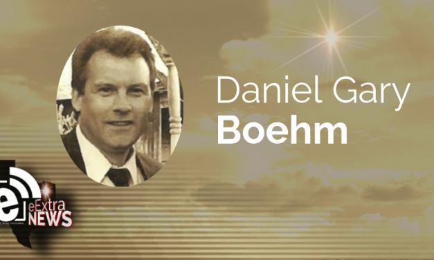 Daniel Gary Boehm of Paris, Texas