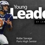 Young Leaders of Lamar County || Kobe Savage