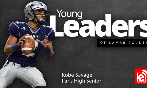 Young Leaders of Lamar County || Kobe Savage