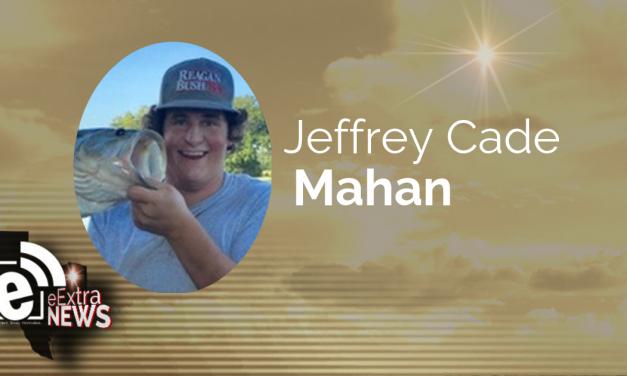 Jeffrey Cade Mahan of Honey Grove