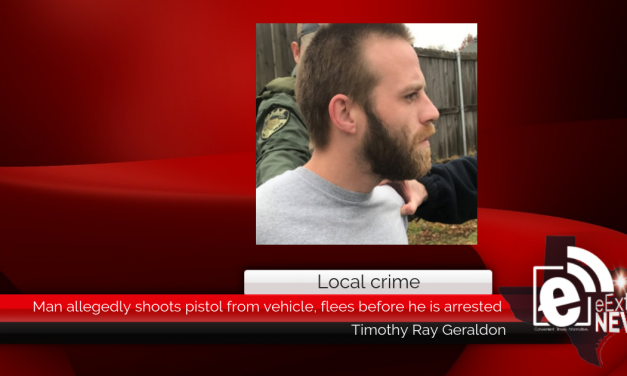 Man allegedly shoots pistol from vehicle, flees officials before he is arrested by Game Wardens