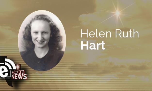 Helen Ruth Hart of Paris, Texas