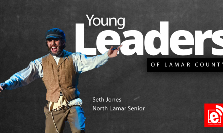 Young Leaders of Lamar County || Seth Jones