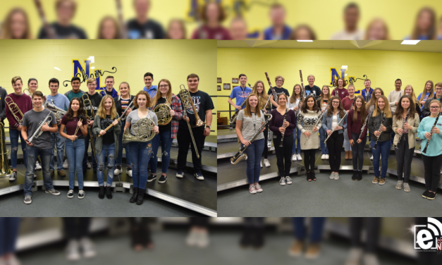 NLHS students named to All-Region Band || Thirteen advance to Area